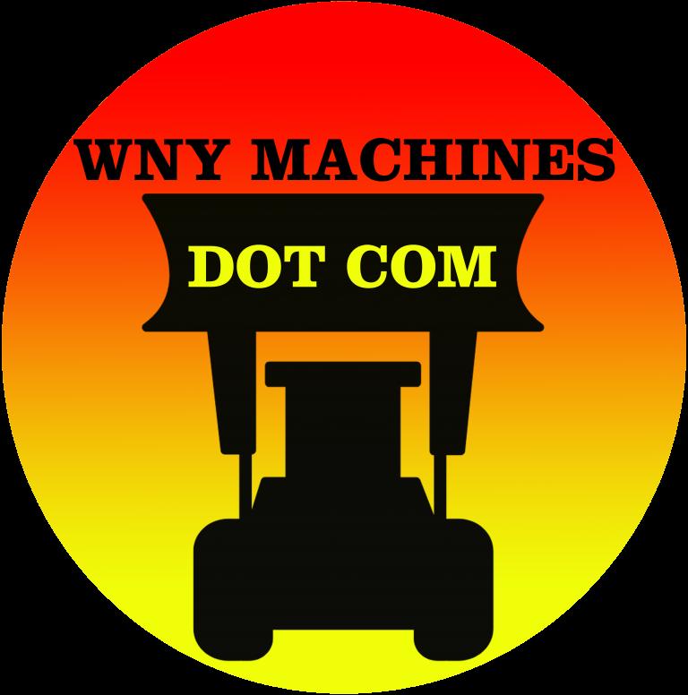Western New York Heavy Equipment Construction Logo Design
