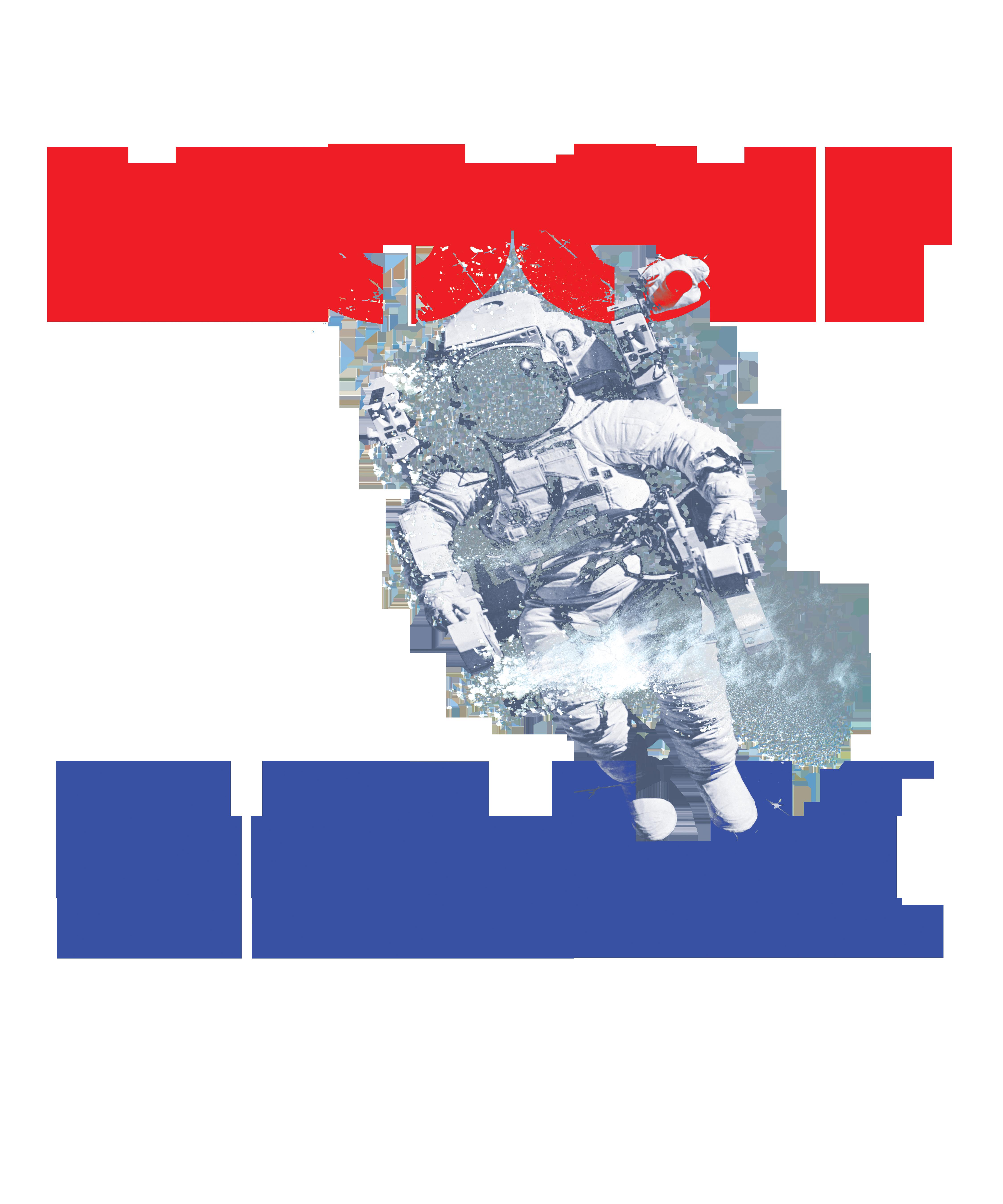 Apollo Mission 50th Anniversary Graphical Design